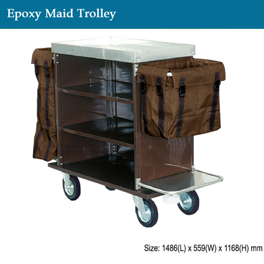 janitorial-epoxy-maid-trolley