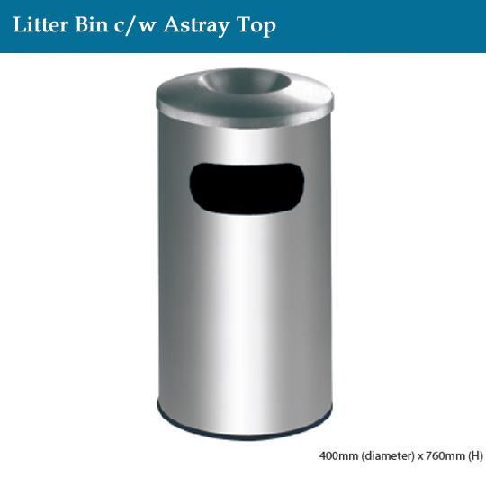 stainless-steel-litter-bin-c-w-ashtray-top