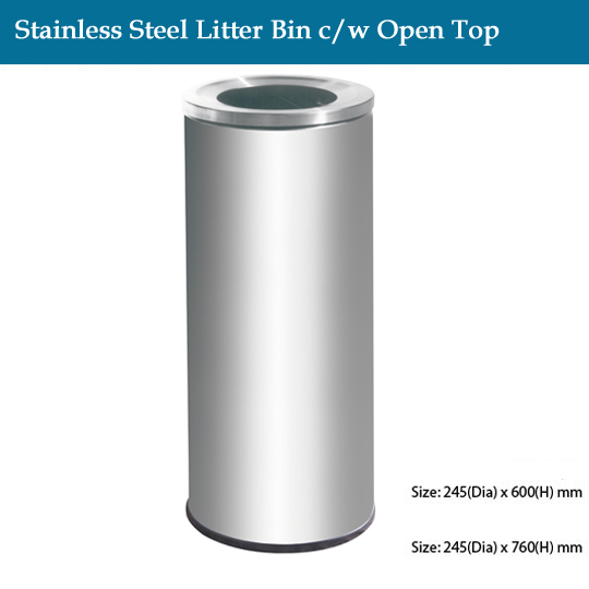 stainless-steel-stainless-steel-litter-bin-c-w-open-top