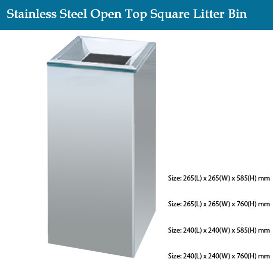 stainless-steel-stainless-steel-open-top-square-litter-bin