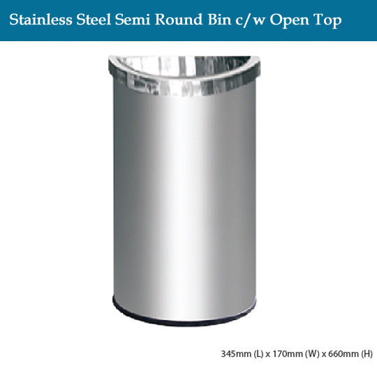 stainless-steel-stainless-steel-semi-round-bin-c-w-open-top
